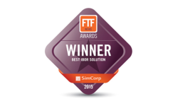 SimCorp Dimension Wins FTF's 2015 Technology Innovation Award for 'Best IBOR Solution' | SimCorp | Celent