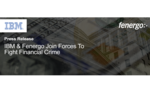 IBM and Fenergo Join Forces To Fight Financial Crime