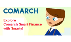 Explore Comarch Smart Finance with Smarty! | Comarch | Celent