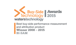 BI-SAM Wins Best Performance Measurement & Attribution Award For 8th Consecutive Year | BISAM | Celent