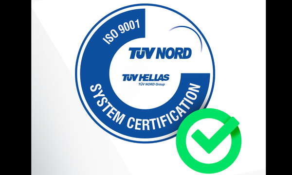 MR HealthTech certified with ISO 9001:2015 by TUV | MR HealthTech | Celent