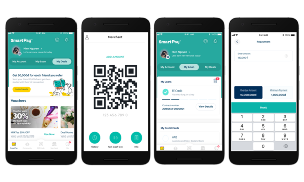 SmartPay and OpenWay Target Market 25M Consumers and 6M SMEs With Financial Inclusion Wallet | OpenWay | Celent