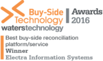 Electra Information Systems Wins Best Reconciliation Platform/Service in the Buy-side Technology Awards 2016