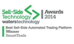 smartTrade is Elected Best Sell-Side Automated Trading Platform | smartTrade Technologies | Celent