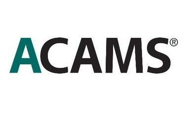 ACAMS Training Webinar Beyond 2018: How AML is Adapting to FinTech and Cryptocurrency | Association of Certified Anti-Money Laundering Specialists (ACAMS) | Celent