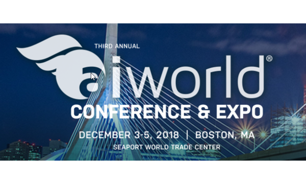 AI World Conference & Expo | Fintech Weekly | Celent