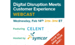 Digital Disruption Meets Customer Experience
