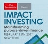 Impact Investing: Mainstreaming purpose-driven finance
