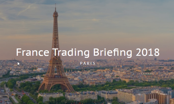 France Trading Briefing 2018 | FIX Trading Community | Celent