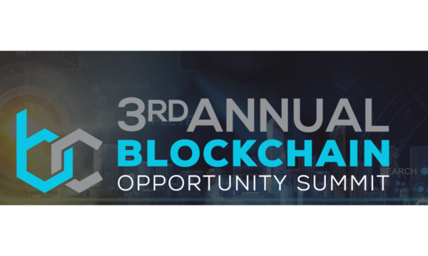 3rd Annual Blockchain Opportunity Summit | Momentum Events | Celent