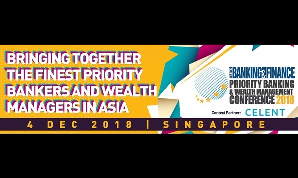 ABF Priority Banking & Wealth Management Conference 2018 | Asian Banking and Finance | Celent