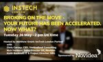 LIVE CHAT: Broking On The Move - Your Future Has Been Accelerated. Now What?