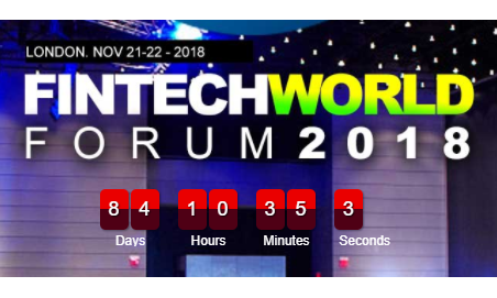 Fintech World Forum 2018 | Fintech Weekly | Celent