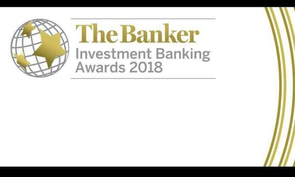 The Banker's Investment Banking Awards 2018 | Financial Times Live | Celent