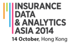 Insurance Data & Analytics Asia 2014