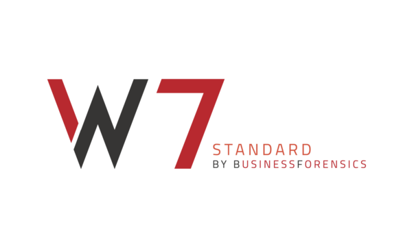 The 'W7 Standard' for Special Investigations | BusinessForensics | Celent