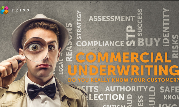 Commercial Underwriting | FRISS | Celent