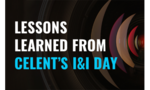 Lessons Learned from Celent's I&I Day