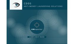 AMLspotter | CDDS Luxembourg SA | Celent