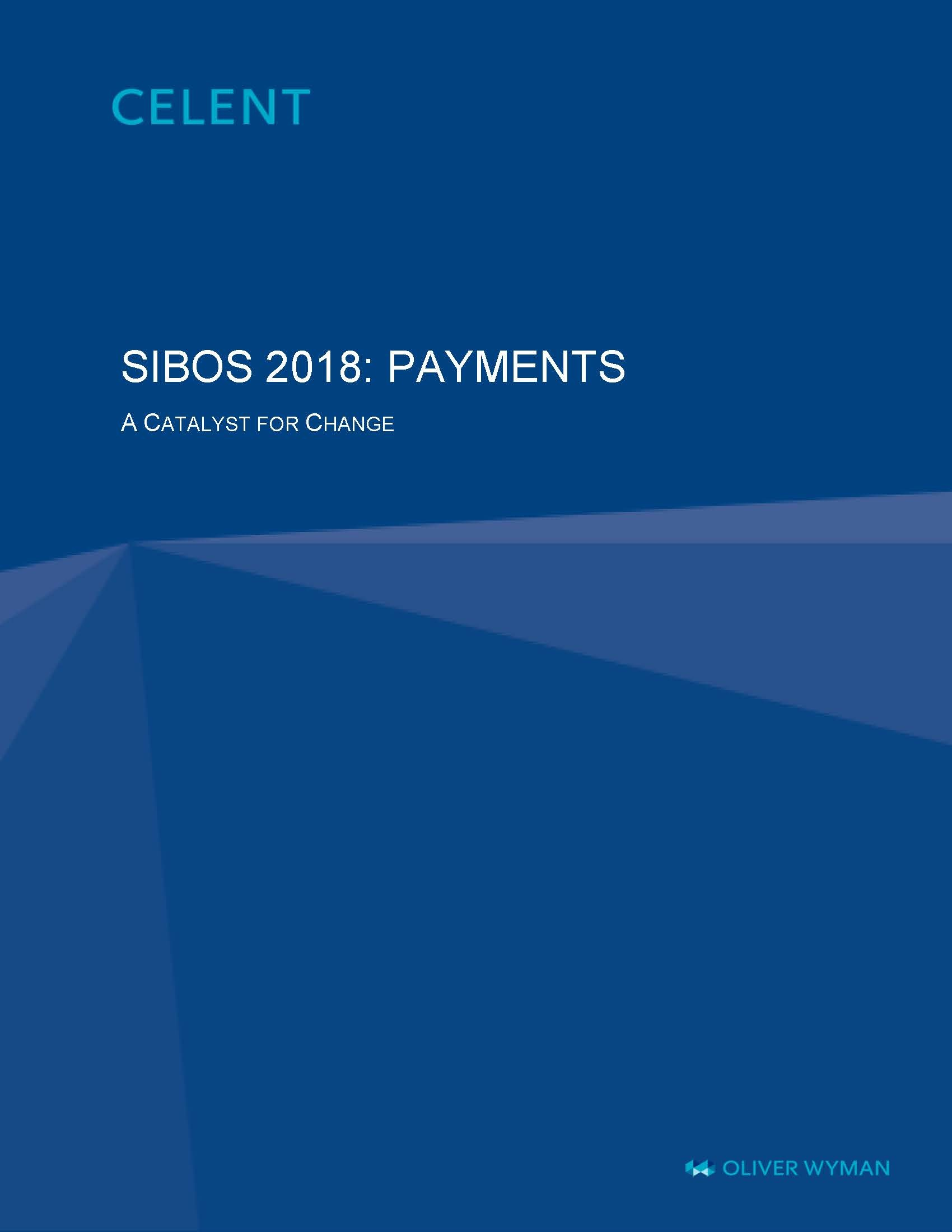 Sibos 2018 Payments