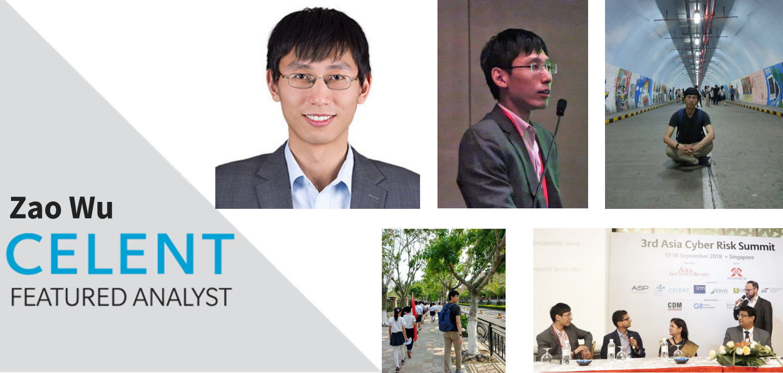 Featured Analyst: Zao Wu | Celent